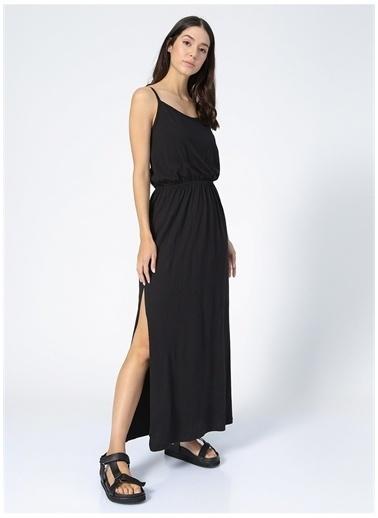 Fabrika Fabrika Elbise Siyah